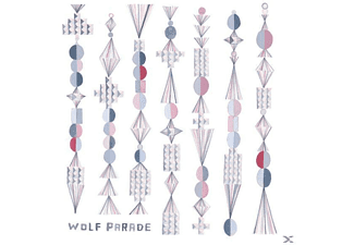 Wolf Parade - Apologies To The Queen Mary - (CD)