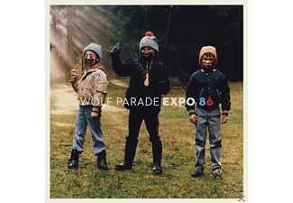 Wolf Parade - Expo 86 - (CD)