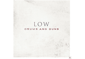 Low - Drums And Guns [CD]