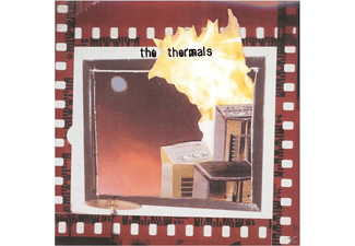 The Thermals - More Parts Per Million - (CD)