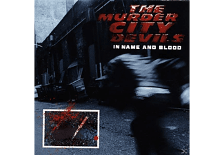 Murder City Devils - IN NAME AND BLOOD - (CD)