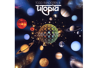 Todd Rundgren, Utopia - Disco Jets (Remastered Edition) - (CD)
