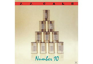 J.J. Cale - Number 10 - (CD)