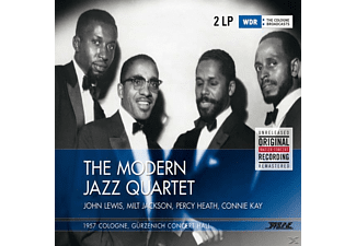 The Modern Jazz Quartet - 1957 Cologne Gürzenich Concert Hall - (Vinyl)