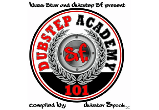 VARIOUS - Dubstep Academy 101-San Francisco - (CD)