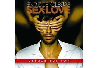 Enrique Iglesias - Sex And Love (Deluxe Edt.) New Version - (CD)