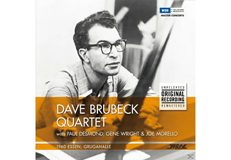 The Dave Brubeck Quartet - 1960 Essen-Grugahalle - (Vinyl)