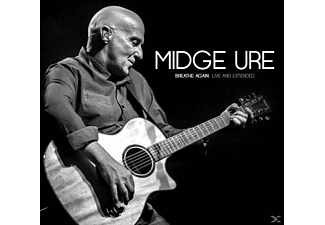 Midge Ure - Breathe Again: Live And Extended [CD]