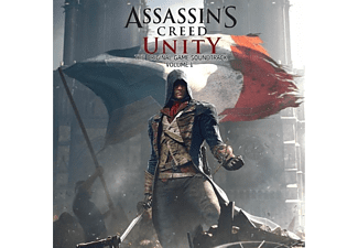 Chris Tilton - Assassin's Creed Unity Vol.1 (Ost) - (CD)