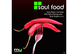 VARIOUS - Soul Food (My Jazz) - (CD)