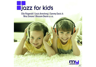 VARIOUS - Jazz For Kids (My Jazz) - (CD)
