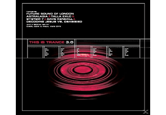 VARIOUS - This Is Trance 3.0 - (CD)