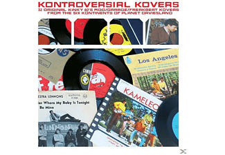 VARIOUS - Kontroversial Kovers: 32 Original K - (Vinyl)