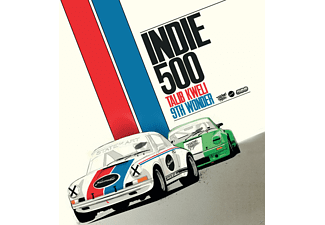 9th Wonder, Talib Kweli, VARIOUS - Indie 500 [CD]