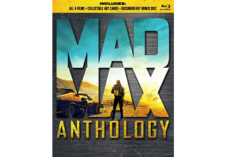 Mad Max - Anthology Action Blu-ray