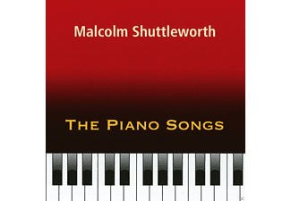 Malcolm Shuttleworth - The Piano Songs - (CD)