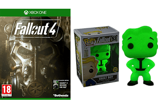 Fallout 4 + Vault Boy Glow in the dark Xbox One