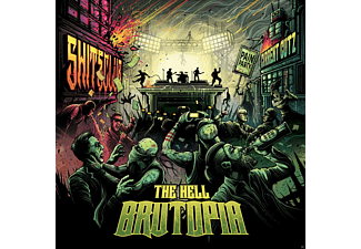 Hell - Brutopia [LP + Download]