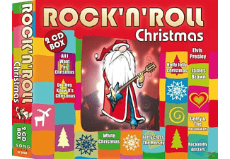 VARIOUS - Rock'n Roll Christmas [CD]