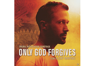 Cliff Martinez - Only God Forgives - (CD)