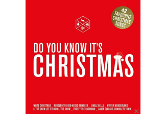 VARIOUS - Do You Know It's Christmas - (CD)
