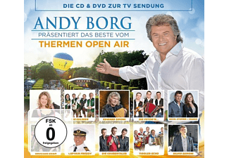 Various - Andy Borg Präs.Das Beste Vom - (CD + DVD Video)