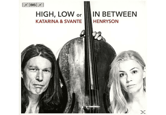 Henryson Katarina+sv - High,Low or In Between - (SACD Hybrid)