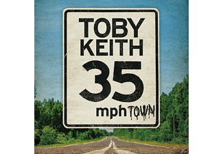 Toby Keith - 35 MPH Town - (CD)