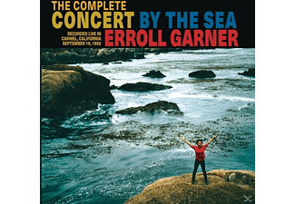 Erroll Garner The Complete Concert By The Sea CD