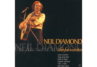 Neil Diamond - The Favourites [CD]