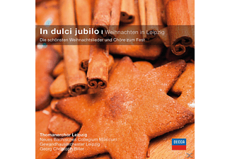 Thomanerchor Leipzig/Biller/GOL - In Dulci Jubilo-Weihnachten In Leipzig (Cc) [CD]