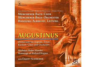 Münchner Bach Chor/Münchner Bach Orchester - Sacred Music Vol.12/Augustinus - (CD)