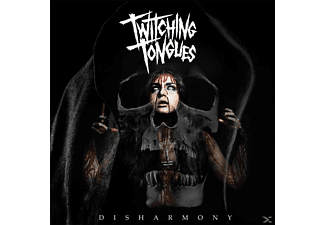 Twitching Tongues - Disharmony - (CD)