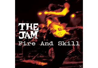 The Jam Fire And Skill: The Jam Live CD