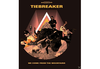 Tiebreaker - We Come From The Mountains [CD]