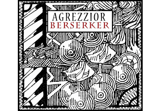 Agrezzior - Berserker [CD]