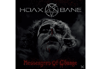 Hoaxbane - Messengers Of Change [CD]
