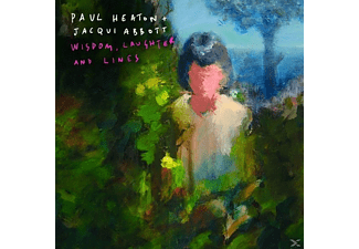 HEATON,PAUL/ABBOTT,JACQUELINE - Wisdom, Laughter And Lines [CD]