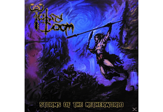 Tulsadoom - Storms Of The Netherworld - (CD)