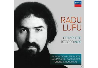 Radu Lupu - Radu Lupu-Complete Recordings (Ltd.Edt.) - (CD)