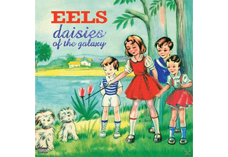 Eels - Daisies Of The Galaxy (Back To Black Edt.) - (Vinyl)