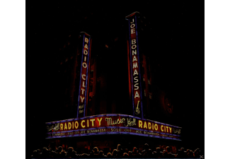 Joe Bonamassa - Live At Radio City Music Hall | CD