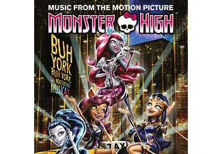 VARIOUS - Monster High: Buh York, Buh York (Dt.Version) - (CD)