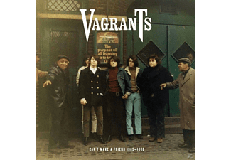 The Vagrants - I Can't Make A Friend 1965-1968 - (CD)