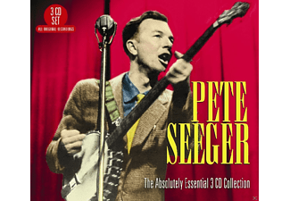 Pete Seeger - Absolutely Essential - (CD)