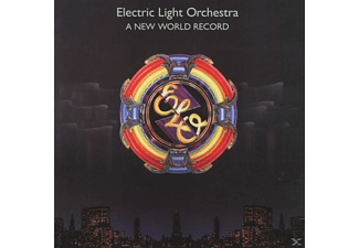 Electric Light Orchestra - A New World Record - (CD)