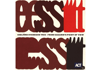Esbjorn Svensson Trio, E.S.T. Esbjörn Svensson Trio - From Gargarin's Point Of View [CD]