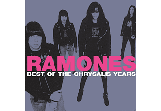 Ramones - BEST OFTHE EMI/CHRYSALIS YEARS - (CD)