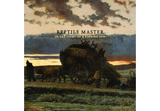 Reptile Master - In The Light Of A Sinking Sun - (Vinyl)