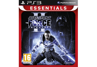 Star Wars: The Force Unleashed 2 Essentials PS3